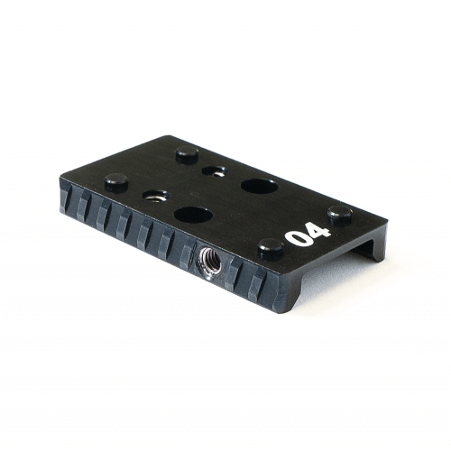 Canik Optic Mounting Plate #4
